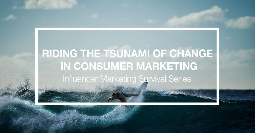 Welcome to the Influence Economy - Influencer Marketing