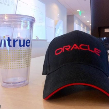 We've had to stay quiet about this for a few months. Today, we're excited to announce that Oracle acquires Vitrue.