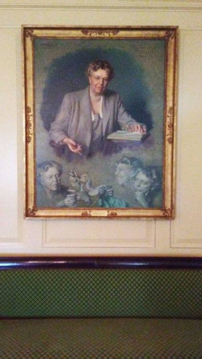 Misc White House Photos - First Lady Eleanor Roosevelt