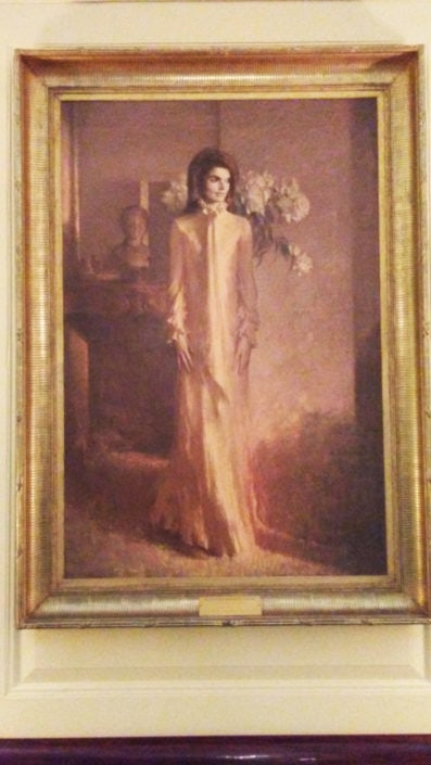 Misc White House Photos - First Lady Jacqueline Kennedy
