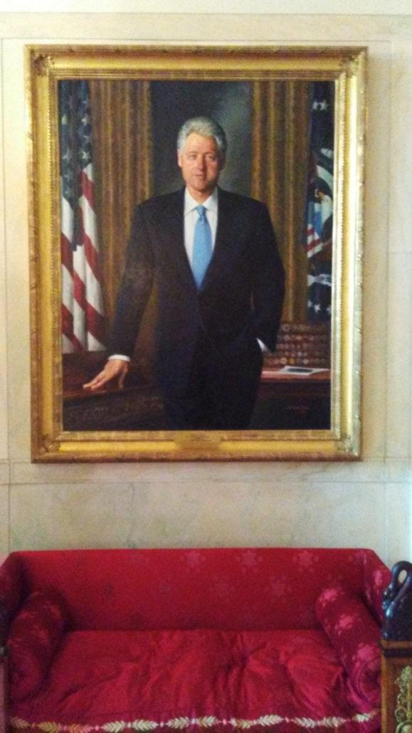 Misc White House Photos - President Bill Clinton