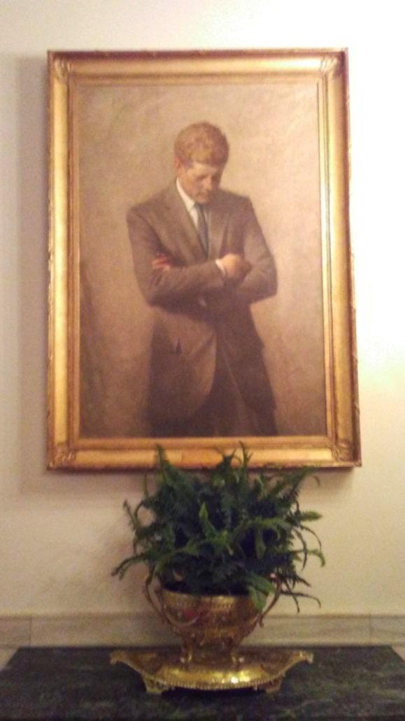Misc White House Photos - President John F. Kennedy