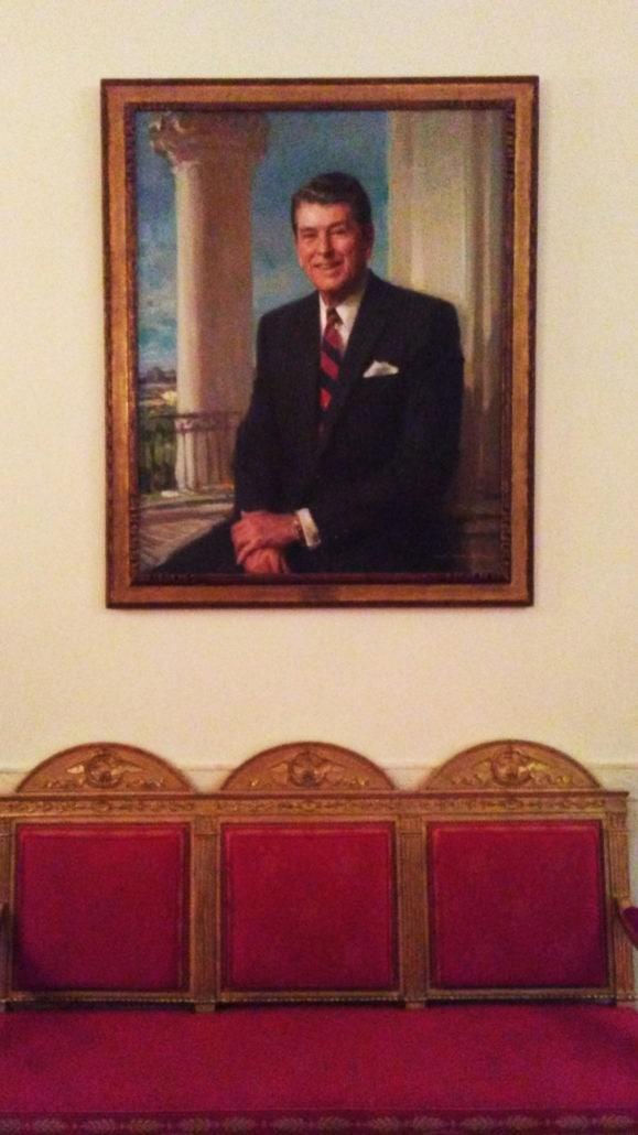 Misc White House Photos - President Ronald Reagan