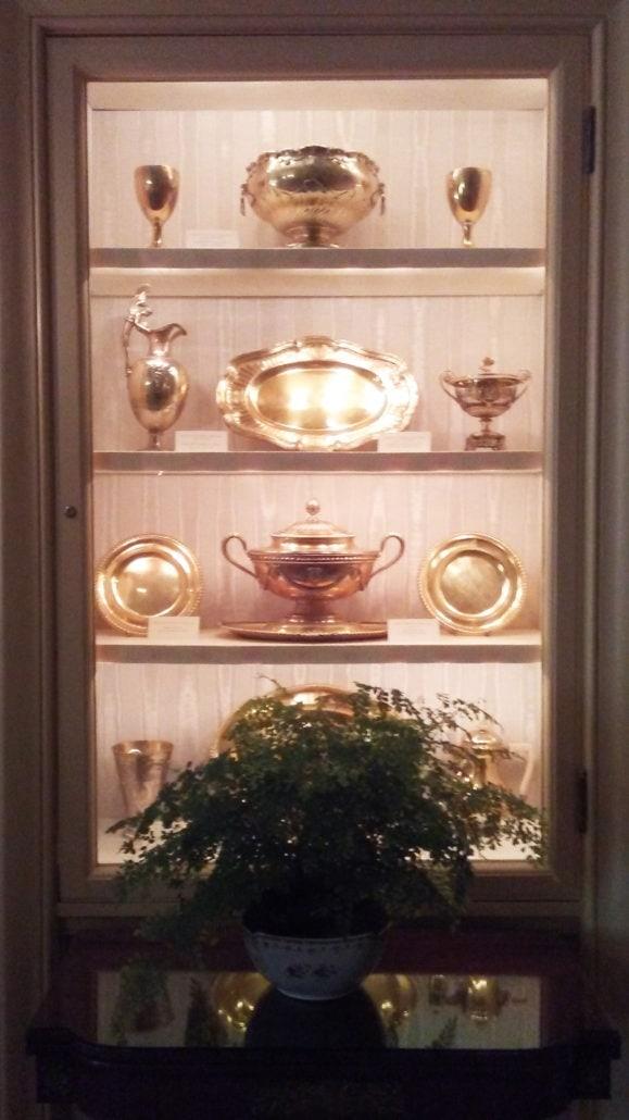 Misc White House Photos - The Vermeil Room 2