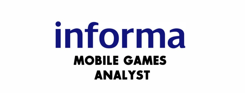Mobile Games Analyst