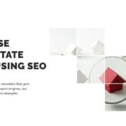 Increase Real Estate Sales Using SEO